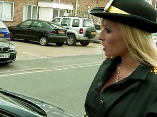 High heel female domination - Michelle thorne female cop