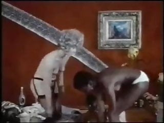 Hairy vintage orgy - Vintage orgy