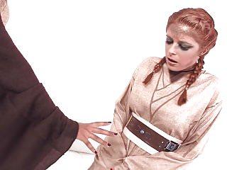 Jedi porn - Jedi skin diamond shows penny pax some mind tricks