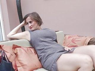 Anal boob mature - German huge-boobs-milf is back again