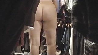 Sexy Grandma MarieRocks never wears panties