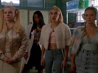 Emma roberts hardcore video Emma roberts - scream queens s02e01