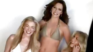 Martina McBride, Julianne Hough, & LeAnn Rimes Swimsuits