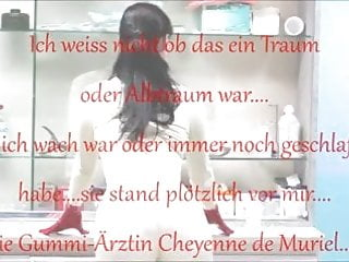 Muriels nudes - Rubber clinic dream - gummi klinik traum cheyenne de muriel