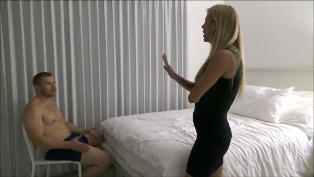Drunk Step Mom Fucks Son