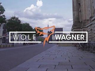 Wolf gang bang 29 year old milf jana schwarz picked up banged wolf wagner