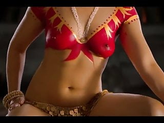Indian nude - Indian nude dance