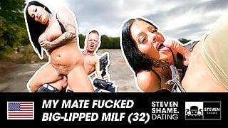 Fat babe AshleyCumstar loves Public fucking! StevenShame.dating