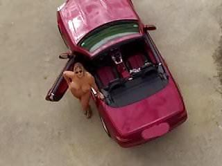 Cruise nude photo - Nude cruise with my cabrio