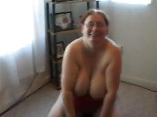 Sybian fuck Bbw wife sybian