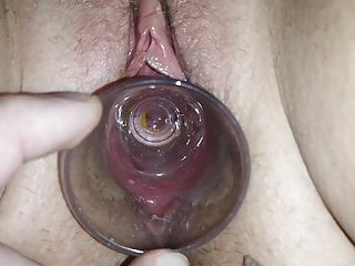 Free mature title object object Glass object in pussy