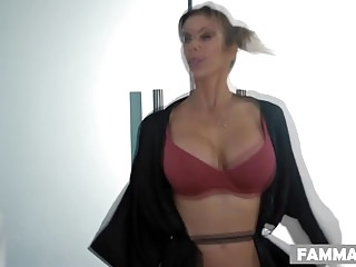 You porn mom homegrown Mom what are you doing here - alexis fawx