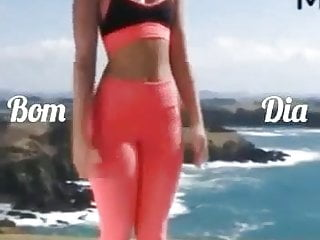 Best exercise for tight ass Hot sexy teen exercising