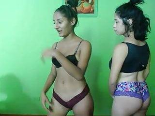 Latin lesbian boobs - Latin boobs cam