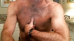 Hairy Daddy boring cam.