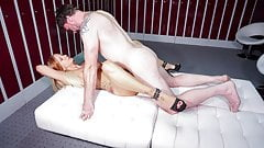 AmateurEuro - Desperate Housewife Fucks With Coach At School