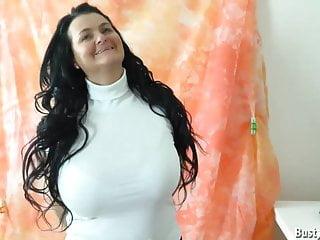 Fake casting porn - Busty reny fake casting