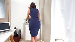 MyDirtyNovels - BFF visits the milf babe at work