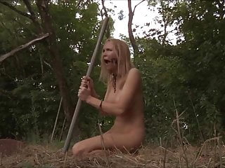Used porn video Used in the woods 2