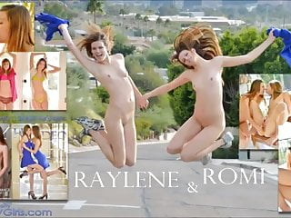 Audrina hills sex tape - Sisters romi raylene gia and noma hill stick fruit in pu