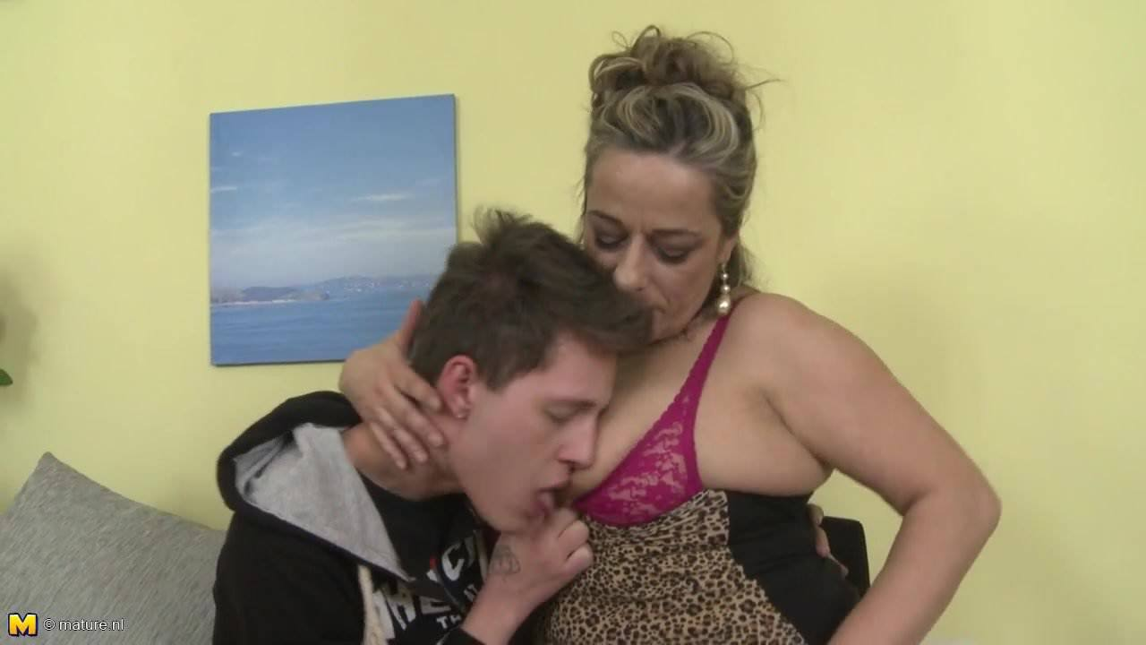 Homemade Real Son Fucking Mom