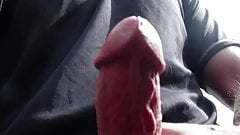 Hard cock and offroad fun