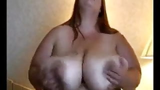 SSBBW with Super Sized Breasts 1