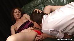 Anastasiya Lesbian Geisha