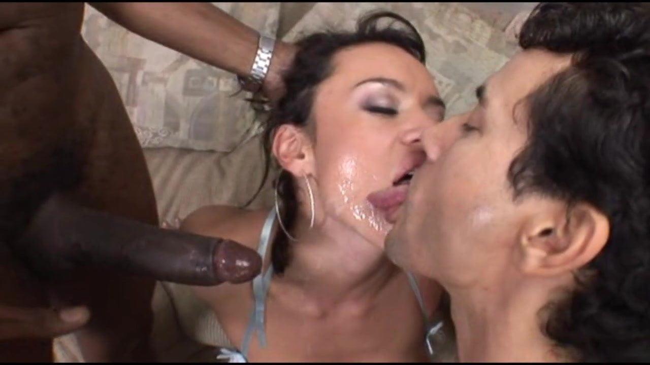 Amateur Girlfriend Cum Face