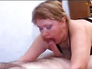 Grandmas bot boob sucking - Big boobs grandma and not her son
