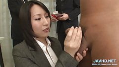 HD Japanese Group Sex Uncensored Vol 3