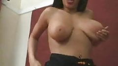 British Busty Alexis Silver gets fucked