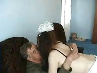 Cock lizzie virgin cunt granddad - Fa she tries to raise granddads cock and spirits