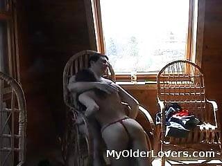 Erotic seductress Teen seductress wants older cock