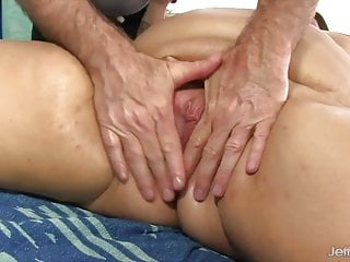 Miranda kelly fucked - Jeffs models - sensually massaging plumpers compilation 6