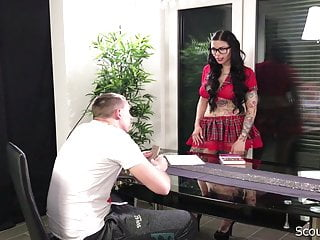 Guy fucking teacher German milf teacher seduce young college guy to fuck her