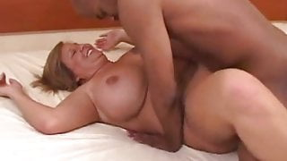 BBW gets two creampies.