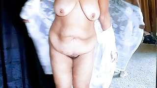 Feeling marvelous & erotic after my miracle dance! Mature woman
