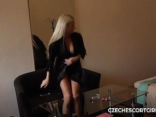Escort czech simi - Czech blonde escort girl karol lilien