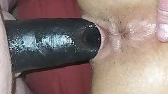 La difusión de bbw puta COÑO abierto con inserción