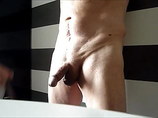 Trogen her pleasure - Smacking my cock for her pleasure