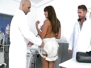 Transvestite appointment 2 - An appointment with the gynecologist