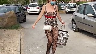 Sex Challenge 2020, Sexy outfit