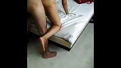 Hotel sex with Nimsadiya
