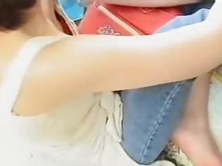 Amature voyeur fiolms - Japanese amature nip slip spycam 01 no sownd