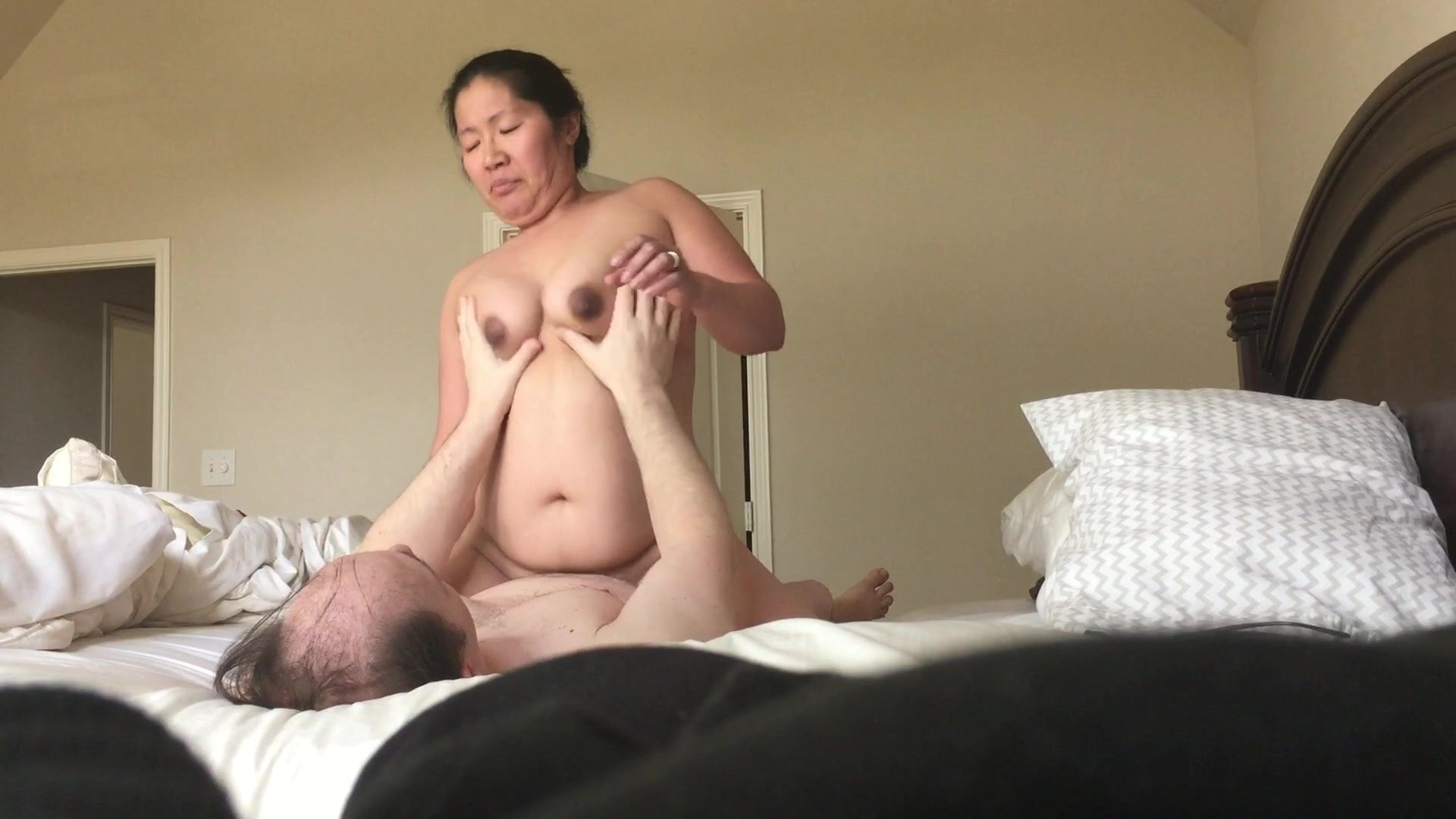 Big Cock Friend Fucks Wife
