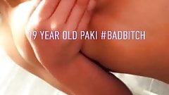 Paki baddie 19 years old