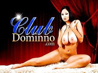 Demonic toys breast Big breasted dominno fucks a toy hardly