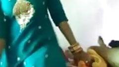 Pakistaani  bhabhi with dever