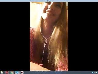 Mature blonde 36dd - Skype 36dd